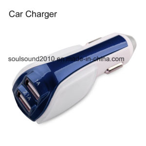 Portable Dual USB Charger for Car (ID395)