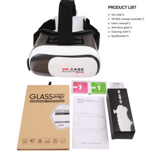 Vr Case Virtual Reality Vr Headset 3D Glasses pictures & photos