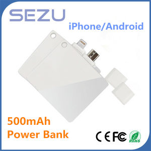 500mAh Emergency Battery Power Bank for iPhone 6s pictures & photos