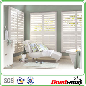 China Made Customized PVC Plantation Shutter