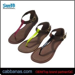 ddcebb29917aa China Summer Low Price Soft Thong Sandals for Womens - China Flip ...