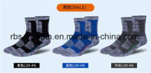 4cd1077e5cc China Best Selling Outdoor Thermal Hiking Socks for Men and Women ...