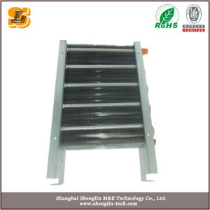 Aluminum Finned Tube Air Conditioner Condenser (8T-9R-100) pictures & photos