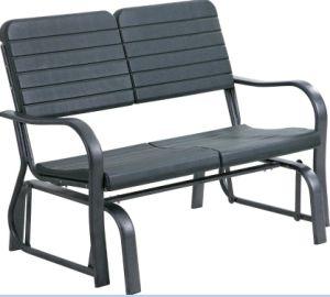 High Quality Plastic Patio Bench