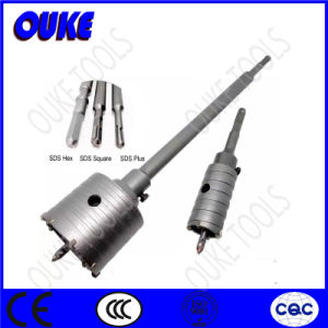 Tungsten Carbide Tipped Core Drill Bit