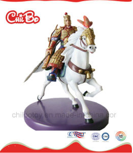 Chinese Warrior Plastic Toy (CB-PF026-M) pictures & photos