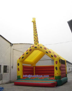 Air Filled Inflatable Bouncer for Party and Event (B018)