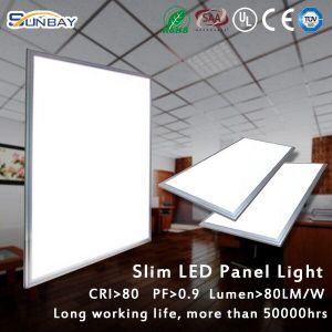 600*600 RGB Recessed LED Panel Light