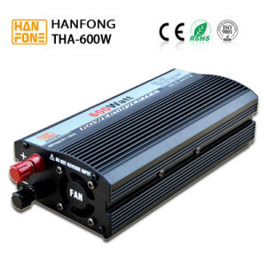 600W DC to AC Solar Power System Inverter with Ce Certificate