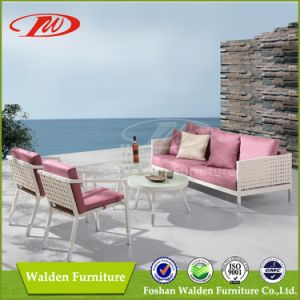 Outdoor Furniture, Patio Sofa Set, Wide Rattan Sofa Set (DH-9710) pictures & photos