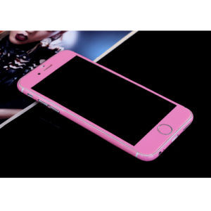 Good-Quality Solid Color Sticker Full Cover Protector for iPhone 4/5/6