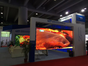 High Refresh Video Wall P2.5 1/32s Indoor RGB LED Display pictures & photos