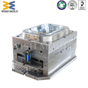 China Custom Precision Plastic Basket Injection Mould for Sale