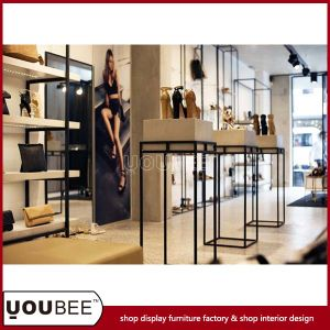 Genial Fashion Retail Shop Interior Design For Street Shoes Shop