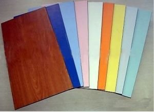 Decorative High Pressure Laminates (HPL sheets)