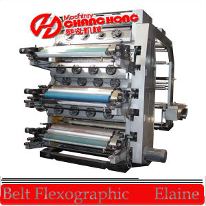 Aluminium Foil Printing Machine 100m/Min Printing Speed for Testing pictures & photos