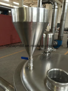 Ghl-200 Small Scaled High Shear Mixer Granulator pictures & photos