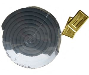 Environmentally Friendly Black Mosquito Coil of 140mm 147mm