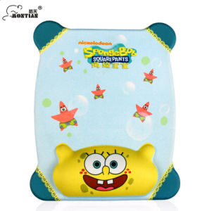 Cartoon Mouse Pad with Sponge Honey