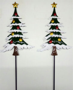 Factory Sale Metal Christmas Crafts Outdoor Decorations