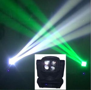 Uper Brightness 4X25W Mini Lighting LED Beam Moving Head pictures & photos