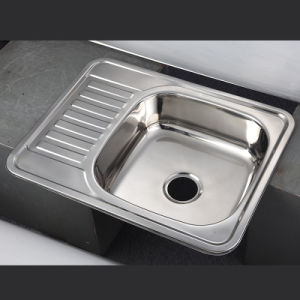 Cool 6550 Top Mount Sink Drop In Stainless Steel Kitchen Sinks Complete Home Design Collection Lindsey Bellcom