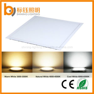 48W 600X600mm Dimmable Ultrathin LED Ceiling Panel Light