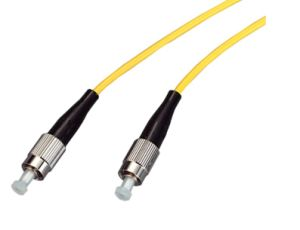 LC/Upc-LC/Upc Sm Dx Fiber Optic Jumper (LC fiber patch cord) pictures & photos