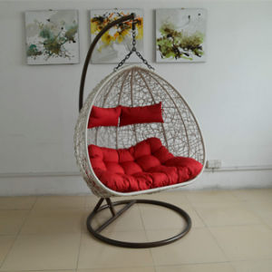Simple Assembly Heavy Duty Patio Hanging Egg Swing Chair