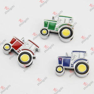 China 8mm Tractor Slide Charms For Diy
