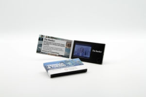2.4 Inch Video Business Card pictures & photos