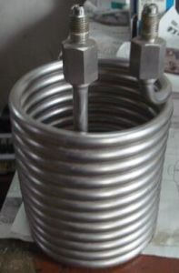 Stainless Steel Cooling Coil pictures & photos