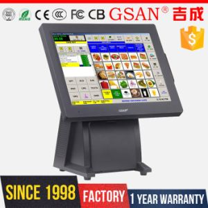 Modern Cash Register Android POS Terminal with Printer pictures & photos