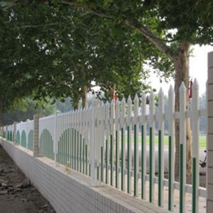 Fabricated Steel Fence Outdoor Welded Sheet Metal Product