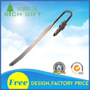 Custom Promotional Fashion Fine Low Price Metal Bookmark pictures & photos