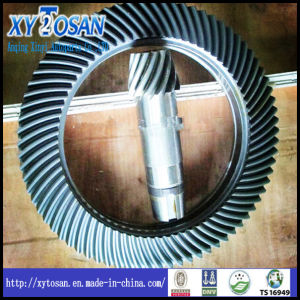 China Crown Wheel and Pinion Set Used for Auto Car and Heavy