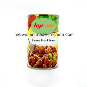 Wholesale Canned Broad Beans pictures & photos