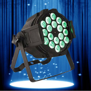 Cheap Price Indoor Rgbawuv 18PCS Wedding Party DJ PAR Light