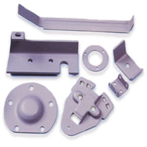 Precision Steel Custom Auto Part / Sheet Metal Stamping Parts
