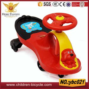 China Lowest Price Kids Toys Ride On Car Baby Swing Car 2 7years Old
