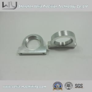 High Precision Al6061 CNC Machining Part / CNC Machine Part 25mm Main Lens Mount Camera Components