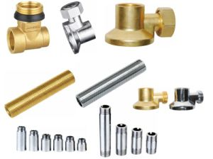 Brass Pipe Fittings (a. 7009)