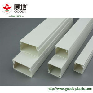 china electric cable wire protection pvc pipe trunking conduit rh goody plastic en made in china com