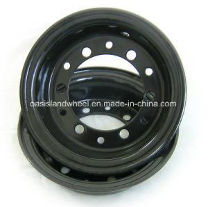 Steel Industrial Forklift Rim (5.00s-12) for Tmc, Toyota, Yale, Hyster, Nissian pictures & photos