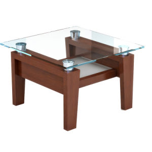 Glass Table Coffee Table.Nice Design Wooden Tea Table With Glass Top End Coffee Table Hot Sale