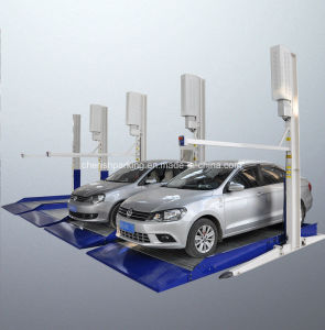 Overground Garage Equipment Two Layer Car Parking System Lifts