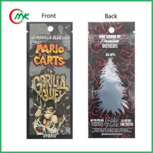 Mario Carts Packaging Thc Oil Ikrusher Vape Cartridges