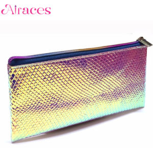 f44a39731b08 Mermaid Makeup Case Cosmetic Bag for Young Lady