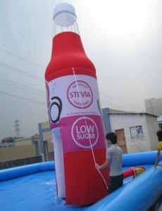 Fruit Drinking Inflatable Bottle Model (MIC-359) pictures & photos