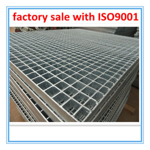 Hebei Jiuwang Industrial Steel Gratings with ISO9001